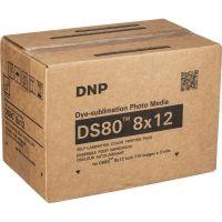 Kit DNP DS80 pour photos 20 x 30 cm (220 photos)