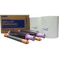 Kit DNP DS40 pour photos 10 x 15 cm (800 photos)