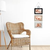 Lot 2 pendentifs chat pour 3 photo 10 x 15 cm