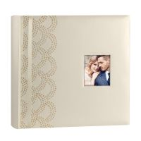Album photo traditionnel ANAIS GOLD 100 pages blanches
