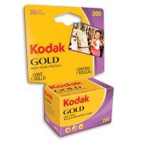 Blister film Kodak Gold 200 ASA - 36 poses