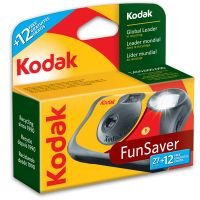 PAP Kodak Fun Saver 27 + 12 poses
